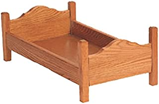 product image for Furniture Barn USA Toy Doll Oak Bed