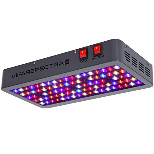 VIPARSPECTRA Reflector-Series 450W LED Grow Light Full Spectrum for Indoor Plants Veg and Flower by VIPARSPECTRA