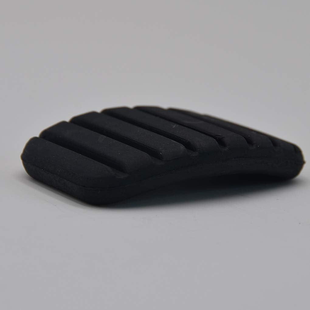 ZYElroy Pedal de reemplazo para Renault Megane//Laguna//Clio//Kangoo Freno autom/ático del Embrague Cubierta del Coche del coj/ín del Pedal de Goma