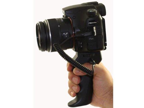 JJC Professional Handheld Pistol Grip Tripod + Remote Control For A58 NEX-3NL A7 A7R A7S A3000 A5000 A6000 HX300 HX50V RX100II RX100III