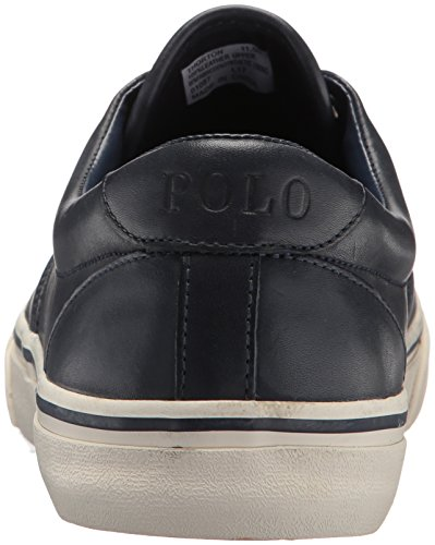 Lauren Sneaker Polo Newport Men's Ralph Navy Thorton gwO75F7qx