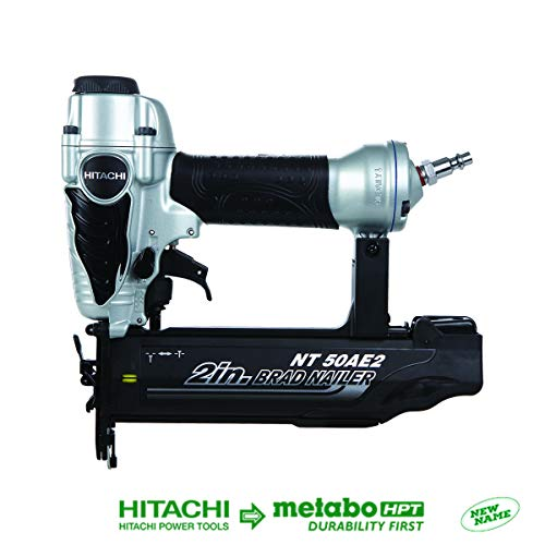 Hitachi NT50AE2 18-Gauge 5/8-Inch to 2-Inch Brad Nailer ()