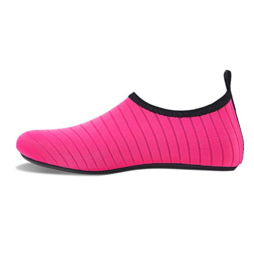 Exercise Swimming Aqua Quick Beach YUANHYUA Tiaowen Yoga Shoes pink Surf Dry Womens Socks for Water Barefoot nAnw4qSgBp