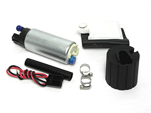 (OSIAS 255LPH Fuel Pump 300ZX 300 ZX Twin Turbo w/Install Kit 400-766 Replaces GSS341 )