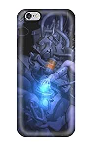 First-class Case Cover For Iphone 6 Plus Dual Protection Cover Cyborg