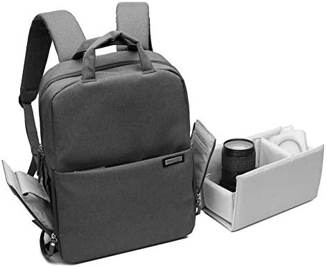 Resistente al agua cámara réflex digital mochila mochila bolsa de ...