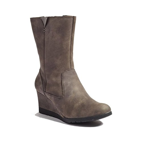 UGG Women's Joely Waterproof Boot Charcoal