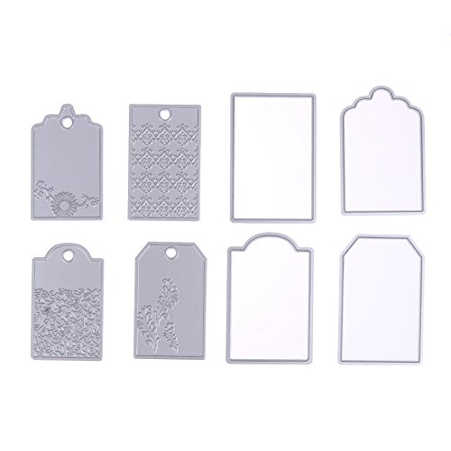 Metal Cutting Dies DIY Scrapbook Album Paper Card, Carving Plaque Series Set