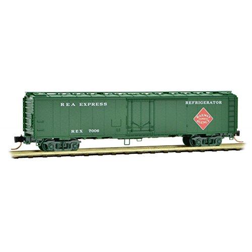 Best Model Train Reefers