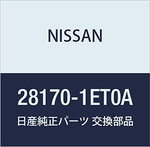 NISSAN (日産) 純正部品 ボツクス サブ ウーフアー フェアレディ Z ムラーノ 品番28170-1ET0A B01LYLCO3G