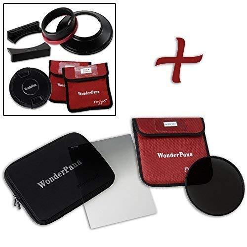 WonderPana FreeArc XL Essential ND32 0.6 Soft Edge Kit for Canon EF 11-24mm f/4L USM Lens (Full Frame 35mm) [並行輸入品]   B078QHFSXC