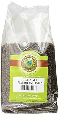 Rogers Family Company Whole Bean Coffee, Guatemala Mataquescuintla, 32 Ounce