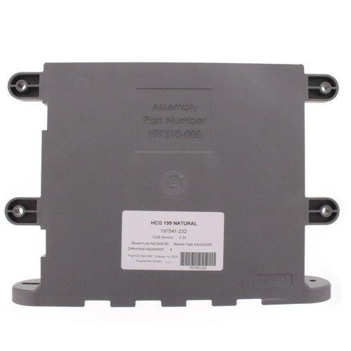 Complete Burner/Door Assembly, L.P. (HSI Control Valves)
