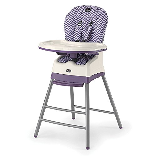 Chicco High Chair Pad (Chicco Stack 3-in-1 Highchair, Mulberry)