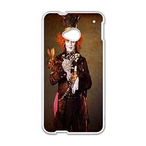 HTC One M7 Phone Case Alice in Wonderland P78K788440