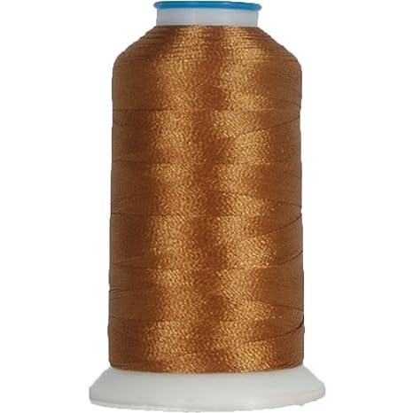 Rayon Embroidery Thread No. 162-1000M - ALMOND Threadart