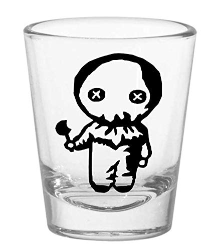 Sam Trick 'R Treat Shot Glass