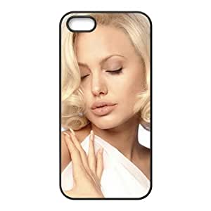 Lucky Angelina Jolie Design Pesonalized Creative For HTC One M9 Phone Case Cover