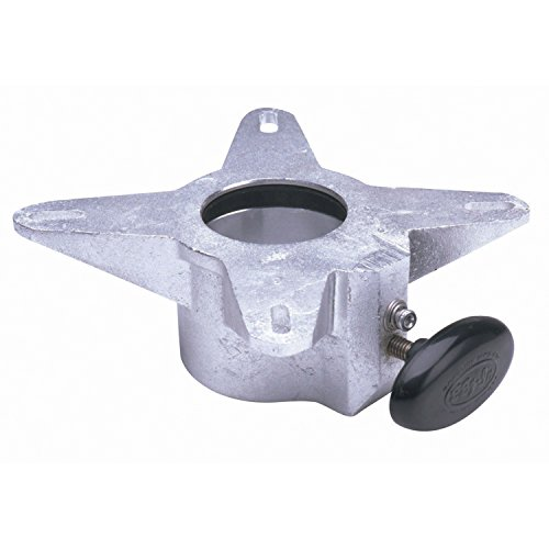 Garelick/Eez-In 99023:01 Standard Series Swivel Seat Mount Top (Aluminum Seat Mount)