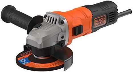 Black+Decker BEG010-QS – Amoladora 115mm,