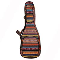 MUSIC FIRST Thick Padded Mini Guitar Bag 6