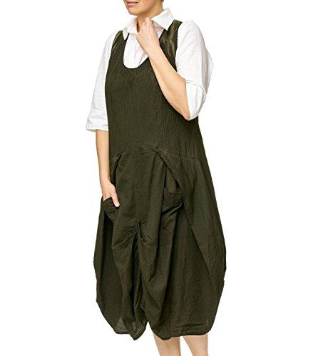 L'olive Robe Des Femmes Kekoo
