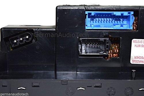 BMW E39 5-SERIES MAX CLIMATE CONTROL UNIT 2001 2002 2003 525i 530i 540i M5 DIGITAL AC HEATER SWITCH PANEL