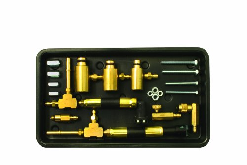 CTA Tools 3355 Fuel Injection Test Kit with Update Set