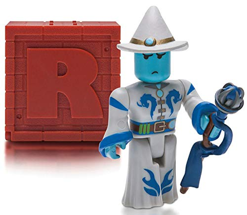 Roblox Series 4 - Roblox Series 4 Astral Isle Apprentice Action Figure Mystery Box Virtual Item Code 25