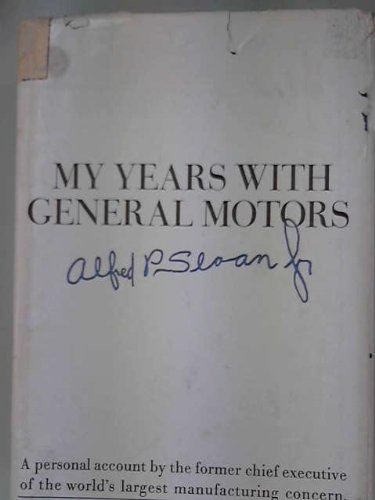 my-years-with-general-motors