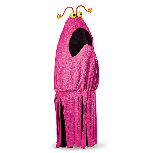 Sesame Street Yip Yip Magenta Adult Costume XL セサミストリートイップ・イップマゼンタ大人用コスチュームXL ♪ハロウィン♪サイズ:XL (42-46)