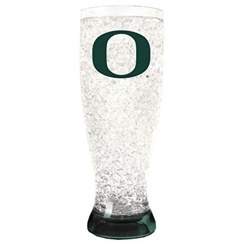 NCAA Oregon Ducks 16oz Crystal Freezer Pilsner
