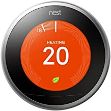 Nest Learning Thermostat, 3rd Generation (Canadian Version)