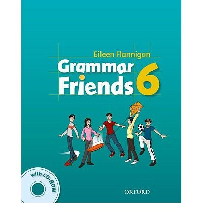 Download Grammar Friends 6: Student's Book with CD-ROM Pack (Mixed media product) - Common PDF