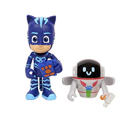 PJ Masks Hero & Villain 2Pk- Catboy & PJ -