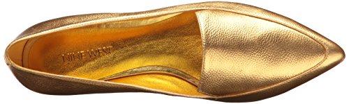 Nine West Frauen Flache Schuhe Dunkelgelb