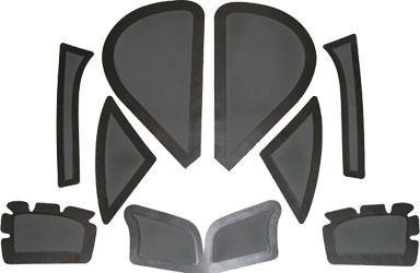 Black Diamond Xtreme Fresh Air 9-Piece Vent Kit 50044-VENT - Diamond Filtration