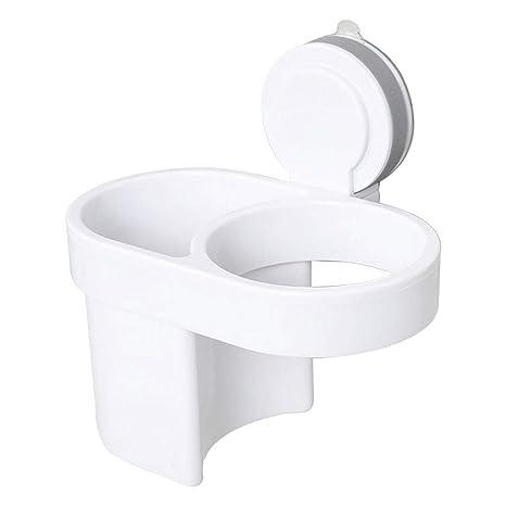 Perchero, toallero, toallero Soporte Para Secador de Cabello ...
