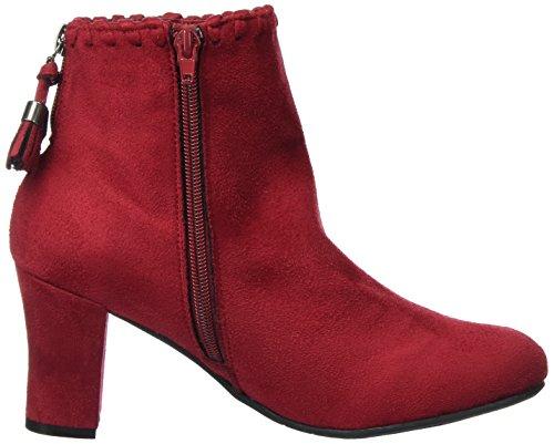 Hirschkogel 3004542 Femme 054 Vino Rouge Bottines 7w7Uqx8r