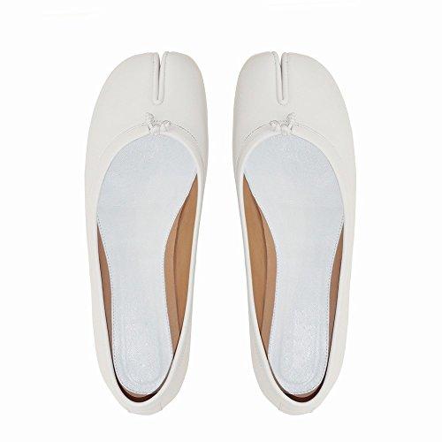 Chaussures DHG Chaussures Fer Peu Toe à Vraiment Super Cheval Plate Ré Feu Bouche 38 de Profondes Split wI7rvfIq
