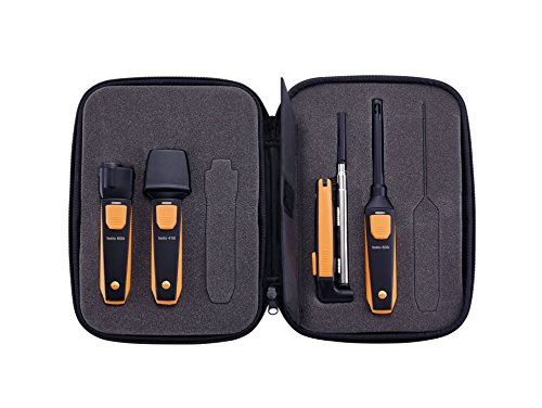 testo 0563 0003 Smart Probes VAC Set Wireless Smart Probe Kit