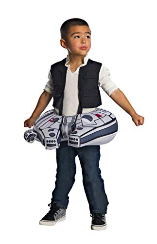 Millenium Falcon Han Solo Toddler Costume One Size Fits Most -