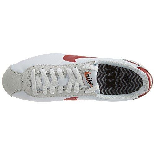 Nike Bianco Sneaker donna donna Sneaker Rosso Nike 1TxgwqzFa