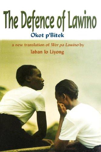 9970022695 - Okot p'Bitek: Wer pa Lawino / Song of Ocol - Book