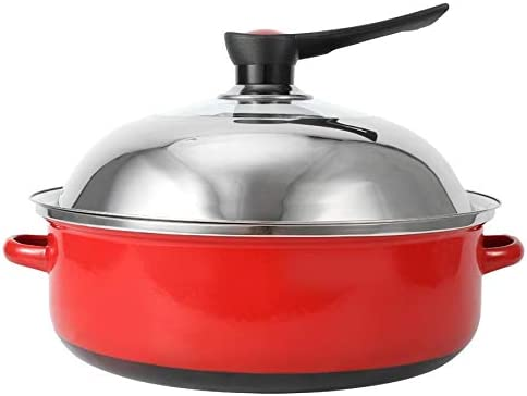 Plaque de cuisson électrique Casseroles Électriques Voyage Camping Pique-nique Barbecue Ustensiles De Cuisine Cuisson Griller Poêle À Rôtir Set Batterie De Cuisine