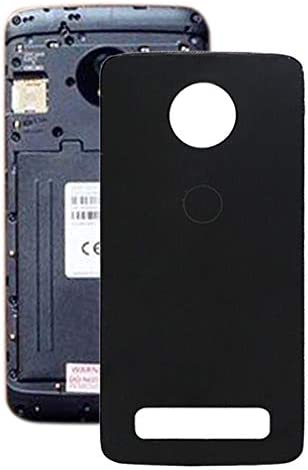 YANCAI Repuestos para Smartphone Tapa Trasera para batería para Motorola Moto Z3 Play (Negro) Flex Cable (Color : Black): Amazon.es: Electrónica