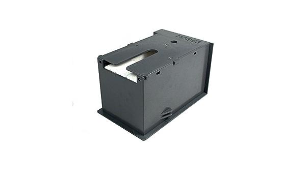 ROTRi Housse de Protection antipoussi/ère ajust/ée pour imprimante Epson Workforce WF-7620DTWF Gris Made in Germany