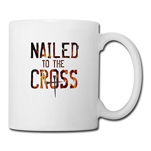 Jackey Nail Cross Mug