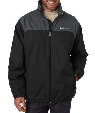 Zip Rain Jacket - 6