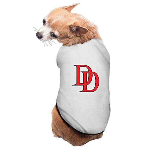 Marvel's Daredevil Logo Dog Clothes Dog Sweater